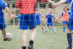 Integrated Football
