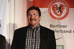 Ronny Blaschke begleitete Gerd Liesegang. Foto: Sandra Ritschel