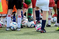 Mädchenfußball, Integration