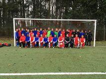 U16-Juniorinnen gegen Hessen und Schleswig-Holstein in der Sportschule Grünberg, Foto: privat