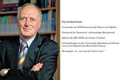 Prof. Gerhard Geckle