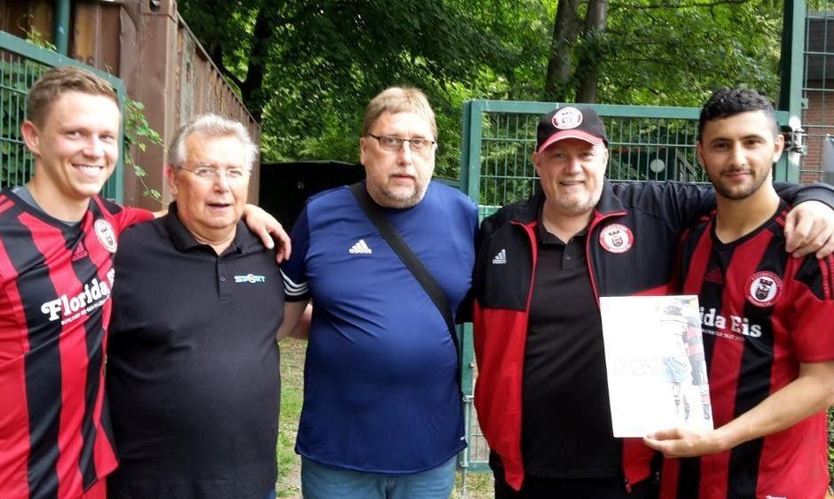 Fairplay-Geste Mai 2018; Foto: Gerd Achterberg