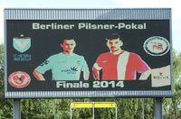 Berliner Pilsner-Pokalfinale