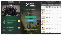 Teampoint App