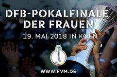 DFB-Pokalfinale der Frauen 2018