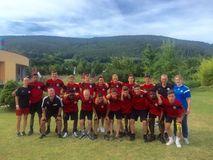 7. Platz für BFV-U14-Junioren beim DFB-Sichtungsturnier in Bad Blankenburg, Foto: BFV