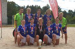 BFV Beachsoccer Meisterschaften Frauen