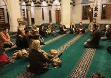 Moscheebesuch von AfIM on Tour. Foto: BFV.