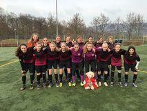 U16-Juniorinnen mit Platz 5 beim NOFV-Länderpokal in Bad Blankenburg, Foto: privat