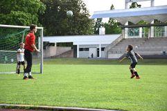 Freiwilligendienst im Berliner Fußball