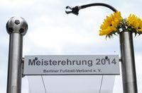 BFV-Meisterehrung 2014