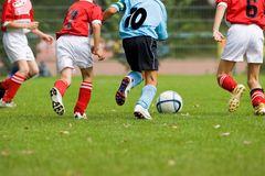 Fußballvereine können Angebote für Fußballer mit Handicap angeben. Foto: Istockphoto.com.