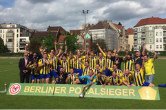 Berliner Pilsner-Pokalsieger der Unteren Herren.