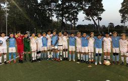 Fairplay-Geste des Monats Oktober 2018 - D-Jugend von Hertha 03 Zehlendorf; Foto: Marcel Murche