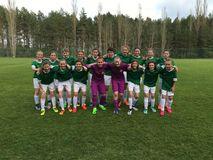 Mit einer guten Leistung und dem Gewinn der Bronzemedaillen präsentierten sich die U14-Juniorinnen beim NOFV-Länderpokal in Lindow, Foto: bfv