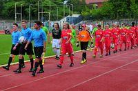 AOK-Pokal der Juniorinnen 2014