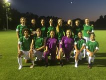 U18-Juniorinnenauswahl im Testspiel gegen Brandenburg mit knapper Niederlage, Foto: privat