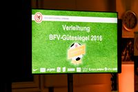BFV-Gütesiegel