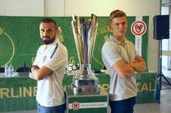 Finaltag der Amateure Berliner Pilsner-Pokal 2018