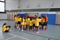Sporterlebniswoche für Mädchen 2016