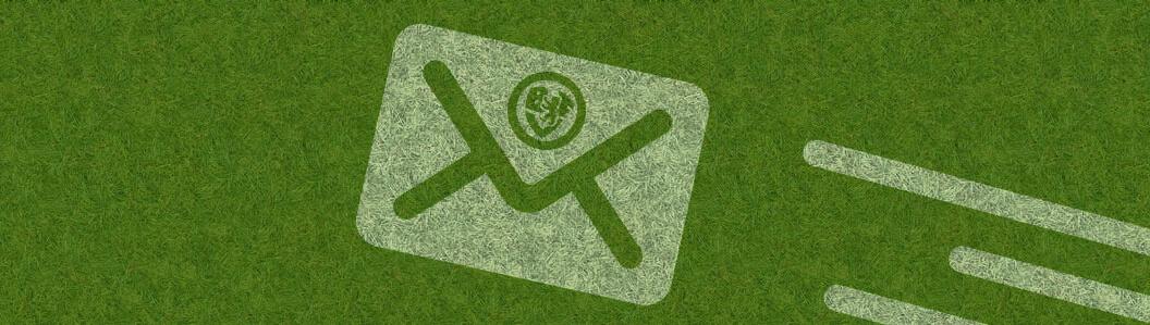 Anonymes Postfach des Berliner Fußball-Verbandes