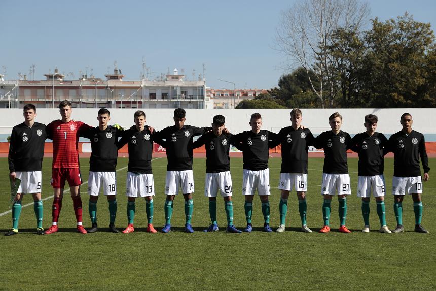 U16-Nationalmannschaft