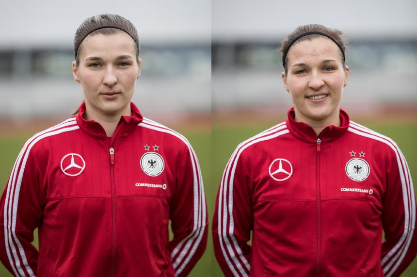 BFV DFB U20 Frauen Nationalmannschaft WM 2018 Frankreich