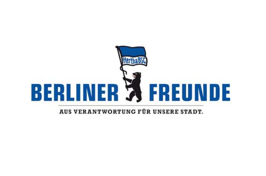 Berliner Freunde erhalten Goldenen Fußball 2012.