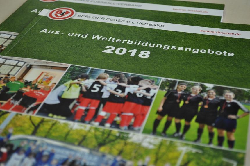 Bfv Veröffentlicht Broschüre Zur Aus Und Weiterbildung ǀ Berliner