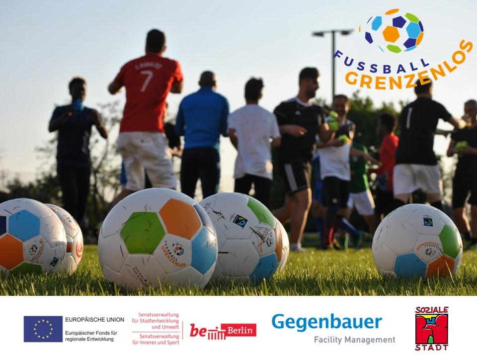 Fussball Grenzenlos ǀ Berliner Fußball Verband E V
