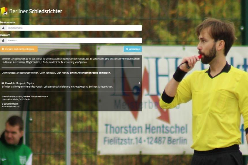 """Schiedsrichter"" ""Sepp-Herberger-Urkunde"" ""Sepp-Herberger-Stiftung"""