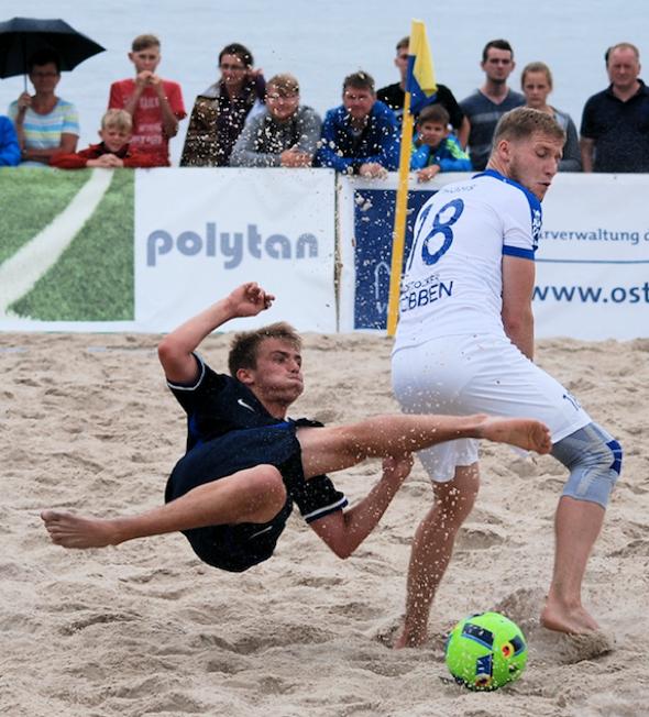 NOFV Beachsoccer Meisterschaften 2021, Foto: NOFV