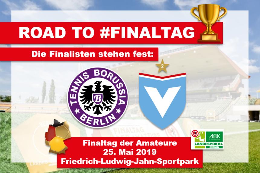 Tickets Fur Das Finale Im Aok Landespokal Sichern ǀ Berliner