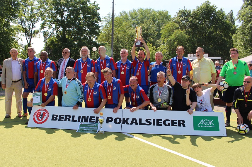 AOK-Pokalfinale Altliga