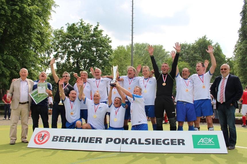 AOK-Pokalfinale der Altliga
