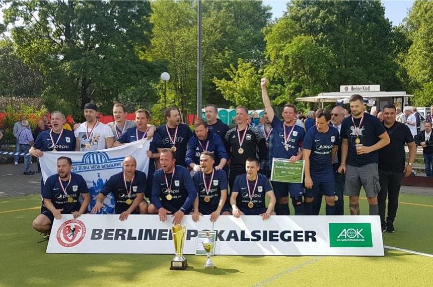 AOK-Pokalfinale der Senioren