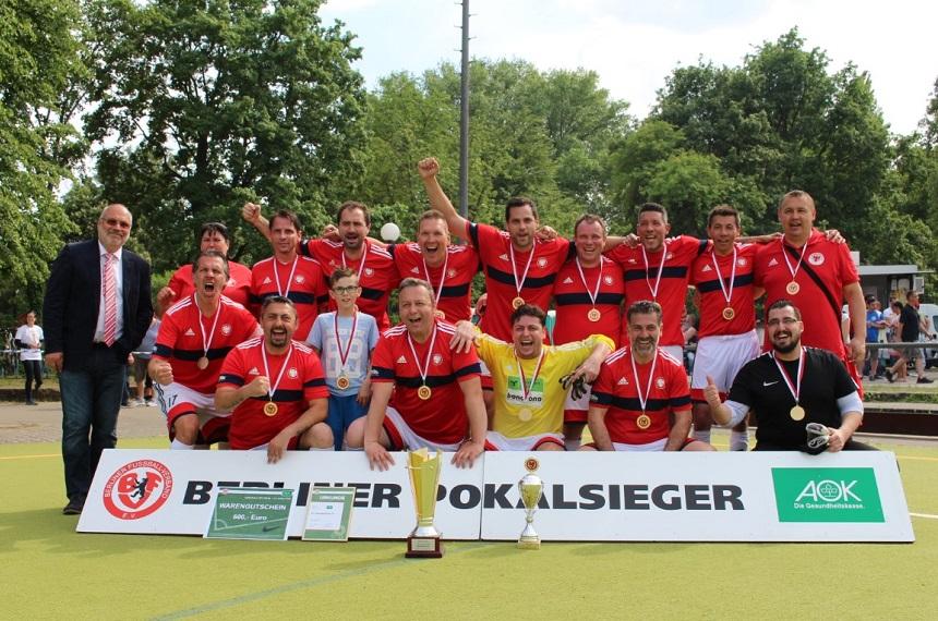 AOK-Pokalfinale der Senioren und Altliga