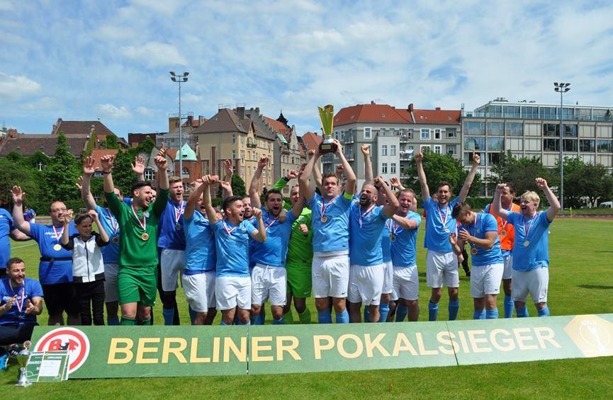 Berliner Pilsner-Pokal der Unteren Herren
