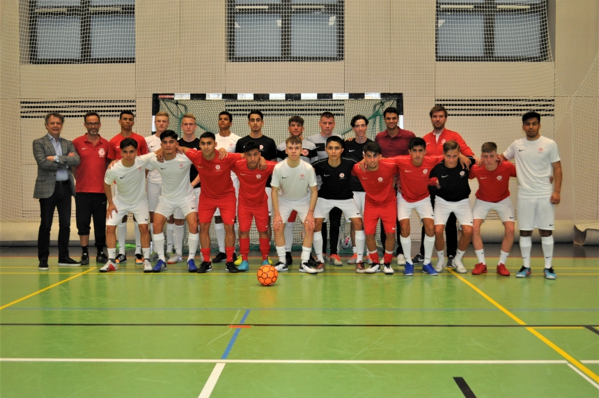"""Futsal"" ""Marcel Loosveld"""