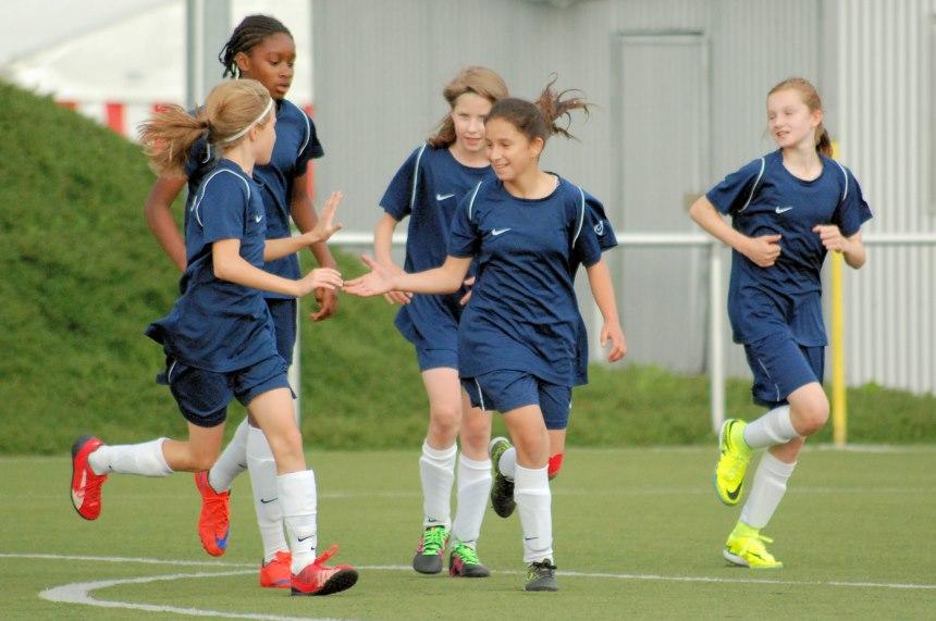 Einladung Zur Eliteschulsichtung Für Mädchen ǀ Berliner Fußball
