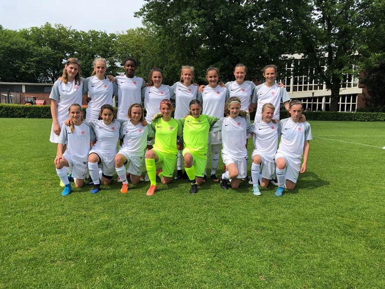 Dfb Sichtungsturnier Der U14 Juniorinnen ǀ Berliner Fußball Verband