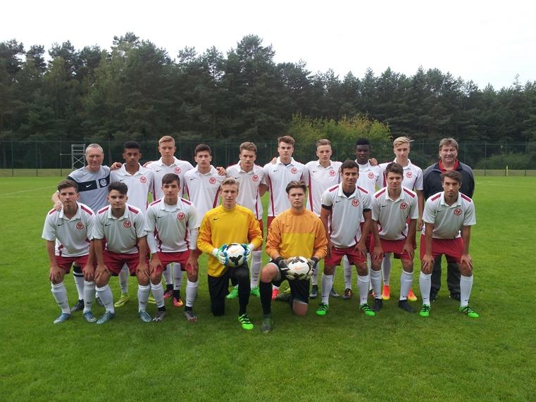 U18-Junioren bereiten sich auf das DFB-Sichtungsturnier im Oktober in Duisburg vor, Foto: privat