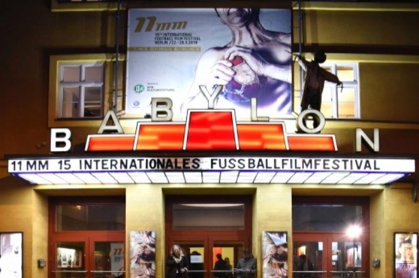 """""""11mm"""", """"11mm Filmfestival"""", """"11mm Fußballfilmfestival"""""""
