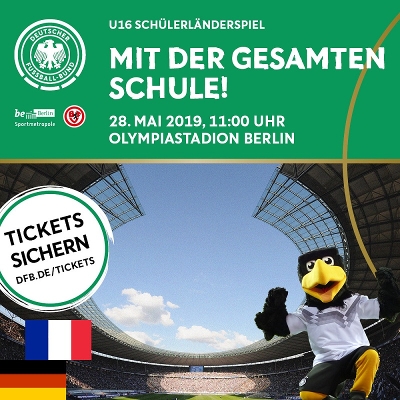 Dfb Landerspiele ǀ Berliner Fussball Verband E V