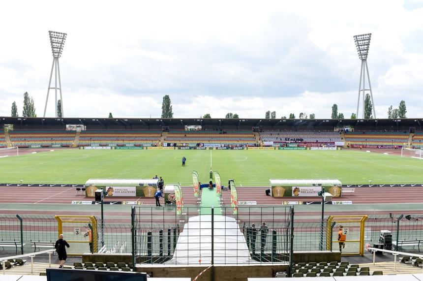 Berliner Pilsner-Pokal 2018 Friedrich-Ludwig-Jahn-Sportpark