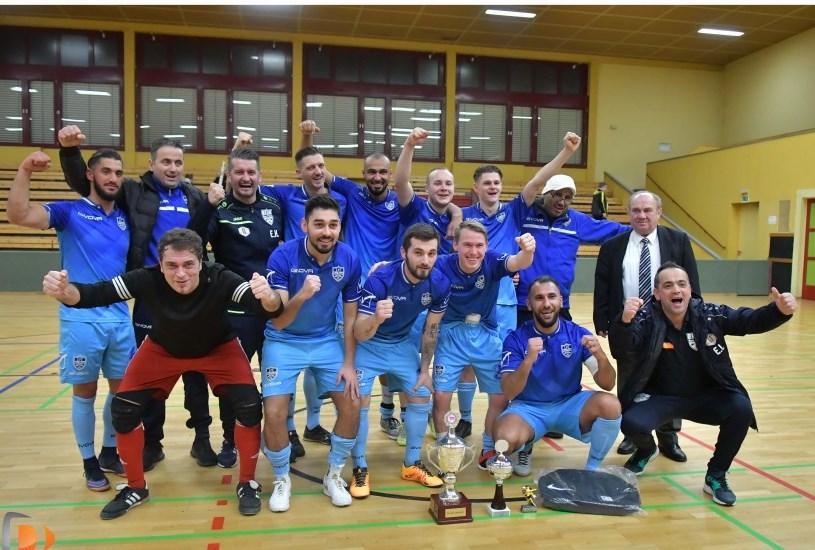 Landesliga-Hallenturnier